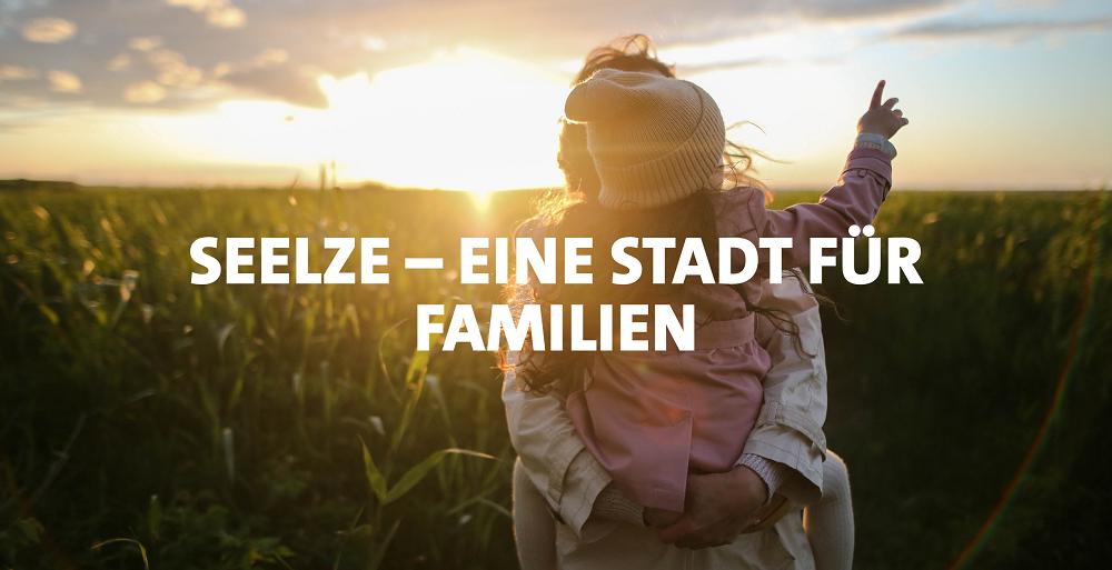 SEELZE – EINE STADT FÜR FAMILIEN