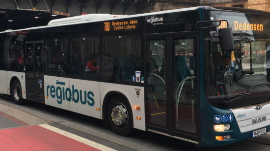 Verkehrregiobus